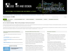 Assessment Resources for Faculty Home